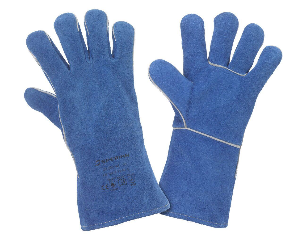 Перчатки краги 4
